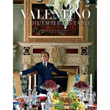 ALBUM VALENTINO AT THE EMPERORS TABLE