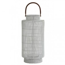 LAMPION METALOWY TEGLIO WHITE XL LIGHT&LIVING