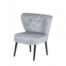 FOTELE KLUBOWE MEANDER SILVER SL COLLECTION 2 SZT.