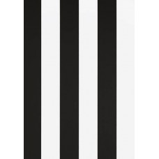 TAPETA ANNA FRENCH LYRIC ELIOT STRIPE BLACK AND WHITE