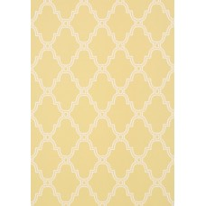 TAPETA THIBAUT STANBURY TRELLIS YELLOW 35118