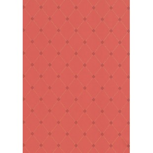 TAPETA THIBAUT WILTON TRELLIS RED 1850