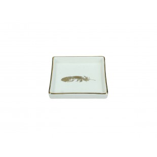 TACKA CERAMICZNA GOLD FEATHER S